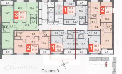 Продажа квартиры, м. Тушинская, Волоколамское ш. - Фото 5