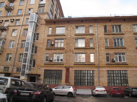 1шка на Ленинском пр-те окнами во двор - Фото 5