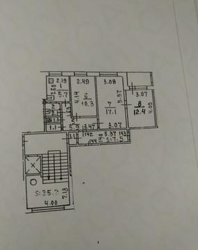 3-комнатная квартира, Подольск - Фото 2