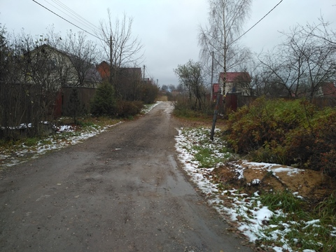 Земельный участок 27 соток п. Дорохово, Рузский район - Фото 1