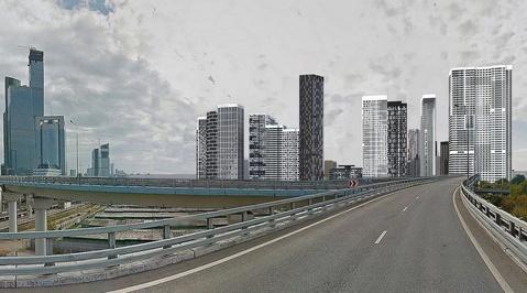 Продажа квартиры, м. Деловой центр, Пр-д Шмитовский - Фото 4