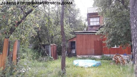 Продаётся 4-комнатная квартира в деревянном доме. - Фото 4
