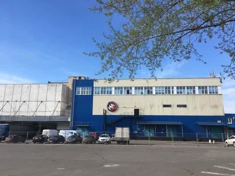 Аренда склада от 400 м2, м.Беговая - Фото 1