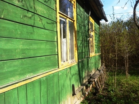 Дачный участок 13 соток с домиком 60 м.кв. в п. Бабаево, Рузский район - Фото 4