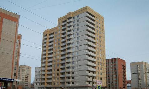 3 650 000 Руб., от застройщика! дом сдан! С верхних этажей дома будет открываться ., Купить квартиру в Ярославле по недорогой цене, ID объекта - 316622407 - Фото 1