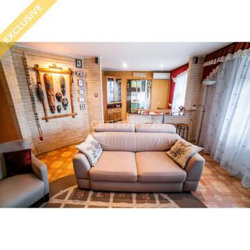 Продается 3х ком.квартира с современной планировкой по ул. Аблукова 83 - Фото 1