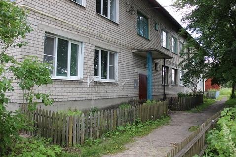 Продаю 1-а комнатную квартиру в пос. Приволжский, ул. Школьная, д. 10 - Фото 1