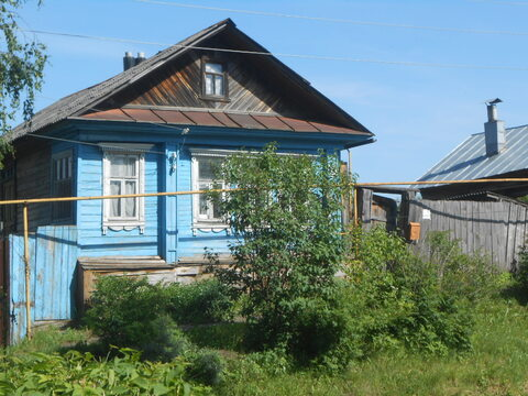 Бревенчатый дом - Фото 1