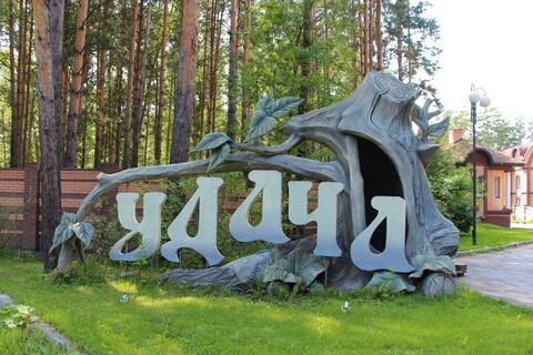 Продажа коттеджа 820 кв.м под самоотделку в закрытом поселке Удача - Фото 2