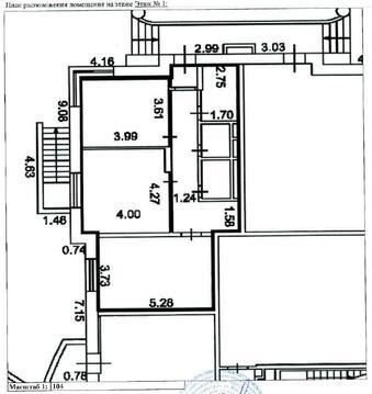 Продажа помещения свободного назначения 76.5 м2 - Фото 2