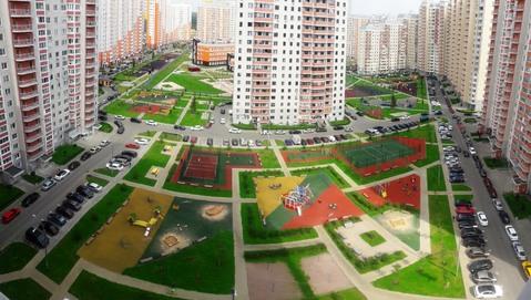 3-комн.кв-ра Южная 19 Бутово парк-2 без отделки Собственность. 77 квм - Фото 1