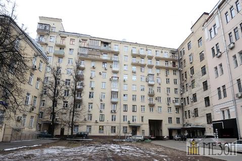 Продается 3-х комнатная квартира в центре Москвы - Фото 1