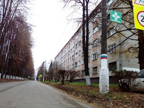 Продаю комнату в общежитии пос. Новосиньково д. 32 - Фото 1