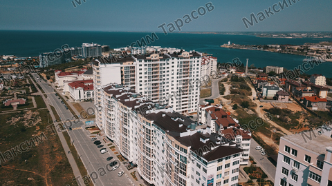 3-комн. квартира, 75,2 м2 с Видом на Море и Парк Победы - Фото 1