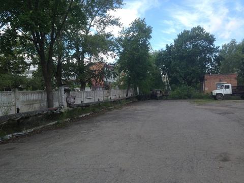 Продается производственная площадка Тульская область, г. Суворов - Фото 4