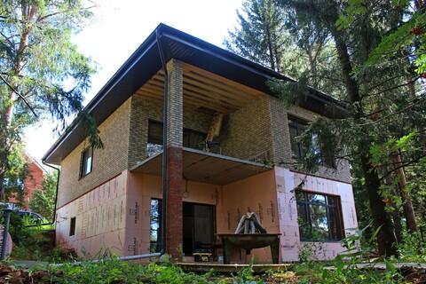 Стильный кирпичный дом 170 кв.м. Пазелы. Ижевск - Фото 1