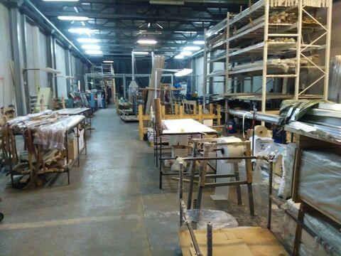 Производственно-складское помещение 1600 кв.м 400 квт - Фото 1