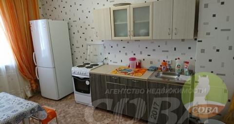 Аренда квартиры, Тюмень, Евгения Богдановича - Фото 1