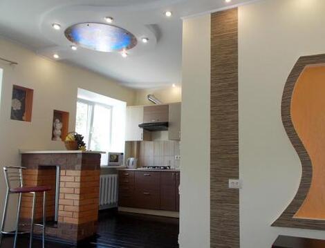 Элистная студия в иторическом центре Полтавы, Квартиры посуточно в Полтаве, ID объекта - 302016729 - Фото 1
