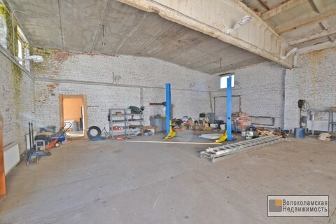 Здание под производство, склад или автосервис в Волоколамске - Фото 4