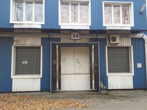 Сдам складское помещение 109 кв.м, м. Бухарестская - Фото 2