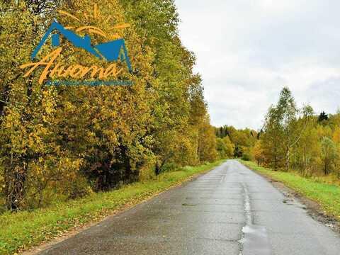 Продается участок 10 соток в деревне Нара, в 1 км. от границы Новой МО - Фото 3