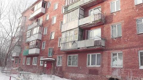 1 квартира в г.Омске лао в Привокзальном ул.А. Павлова д.31 - Фото 1