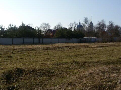 Земельный участок в жилой деревне Михалево. - Фото 1