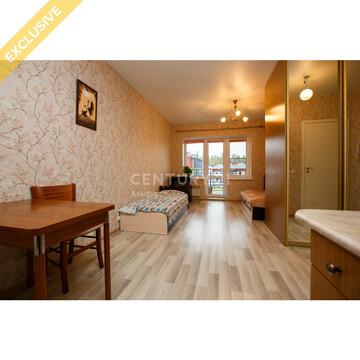Продажа 1-к квартиры на 2/3 этаже на ул. Университетская, д. 7 - Фото 1
