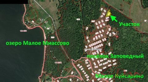 Земельные участки, Озерная, д.777 - Фото 1