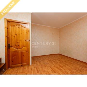 Продажа комнаты в трёхкомнатной квартире на ул. Ключевая, 18 - Фото 1