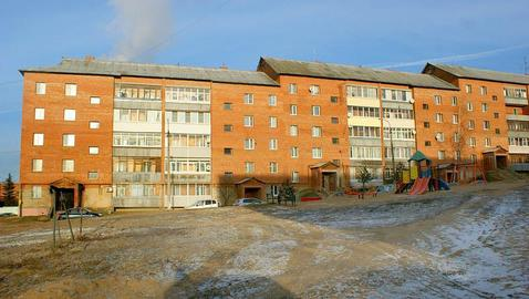 Четырехкомнатная квартира в Волоколамске на пер. Панфилова в центре - Фото 1