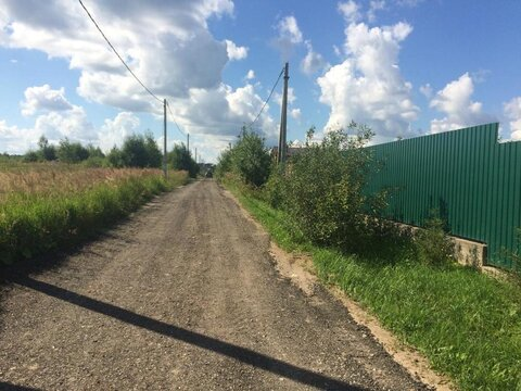 Продажа участка, Ишино, Чеховский район - Фото 1