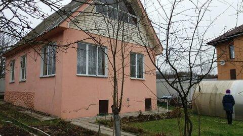 Продается 2-х этажный дом-дача 110 кв.м с земельным участком 7 соток - Фото 1