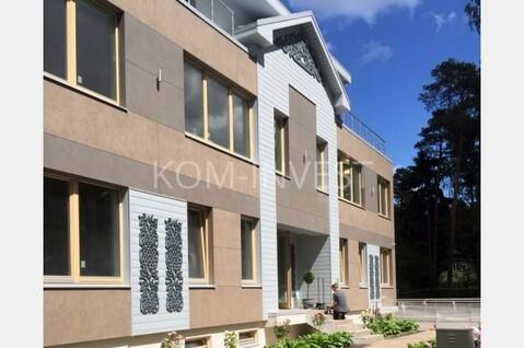 2-комнатная квартира с огромной террасой в Дзинтари - Фото 1