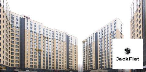"""ЖК """"Only""""-апартамент 75,83кв.м. с отделкой, 3 спальни и кухня-гостиная - Фото 2"""