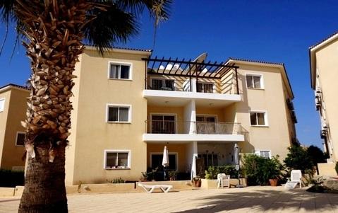 Прекрасный трехкомнатный Апартамент на верхнем этаже в Пафосе - Фото 3