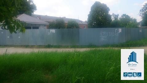 Продается прекрасный участок для строительства дома в Краснодаре - Фото 1