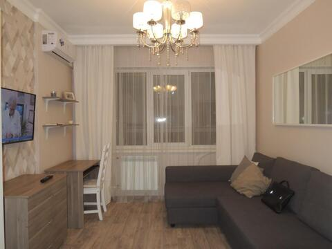 Современная однокомнатная квартира в Центральном районе г. Кемерово - Фото 1