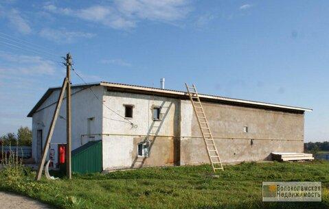 Готовая производственная база в Шаховском районе - Фото 1