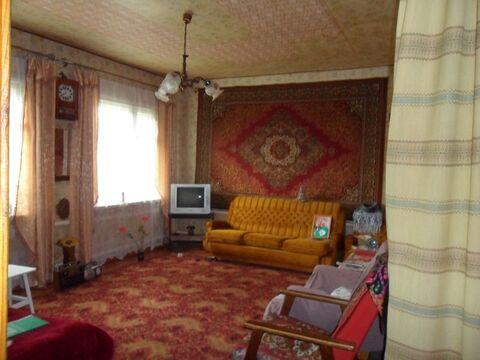 Продается дом г Тамбов, Пролетарский проезд, д 4 - Фото 4