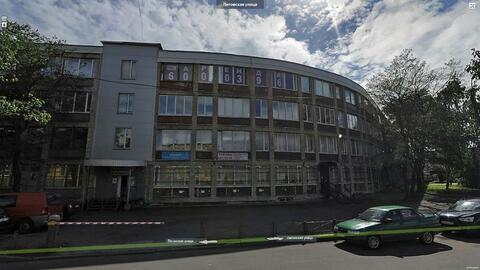 Торгово-офисно-складской комплекс 2695 кв.м. Литовская ул, д. 17а