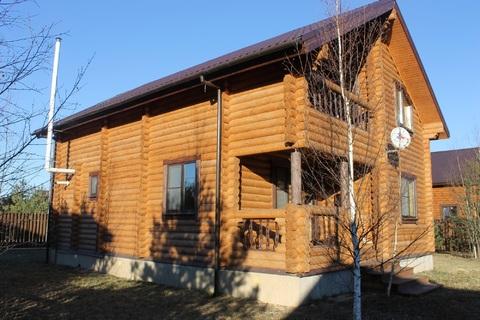 Продам дом из оцилиндрованного бревна - Фото 1