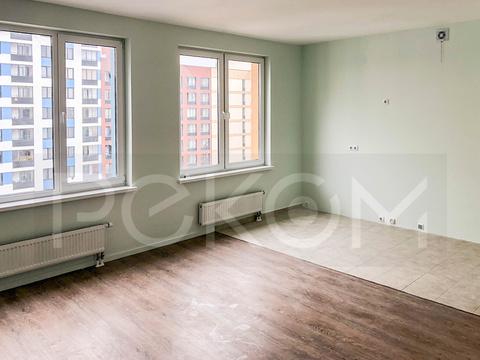 Продается квартира 70,8 кв.м с подземным паркингом - Фото 3
