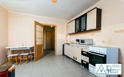 1-я квартира в Москве, район Некрасовка Парк,18м авто до метро Выхино - Фото 2
