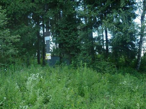 Участок 15 соток, в близи д.Сазонки, 42 км. от МКАД - Фото 1