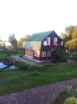 Коттедж с русской баней на берегу реки Юг - Фото 5