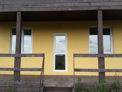 Продается новый блочный дом 174м2 на участке 10,4сот, село Малышево - Фото 5