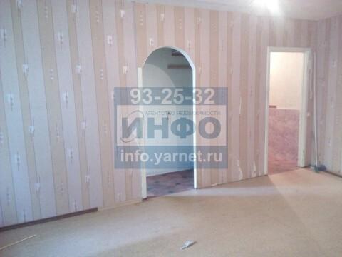 Привлекательная цена, хорошее местоположение!, Купить квартиру в Ярославле по недорогой цене, ID объекта - 321685458 - Фото 1