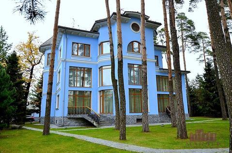 Продается дом 1100 кв.м, окп «Екатериновка» г.Москва, Рублевское шоссе - Фото 3